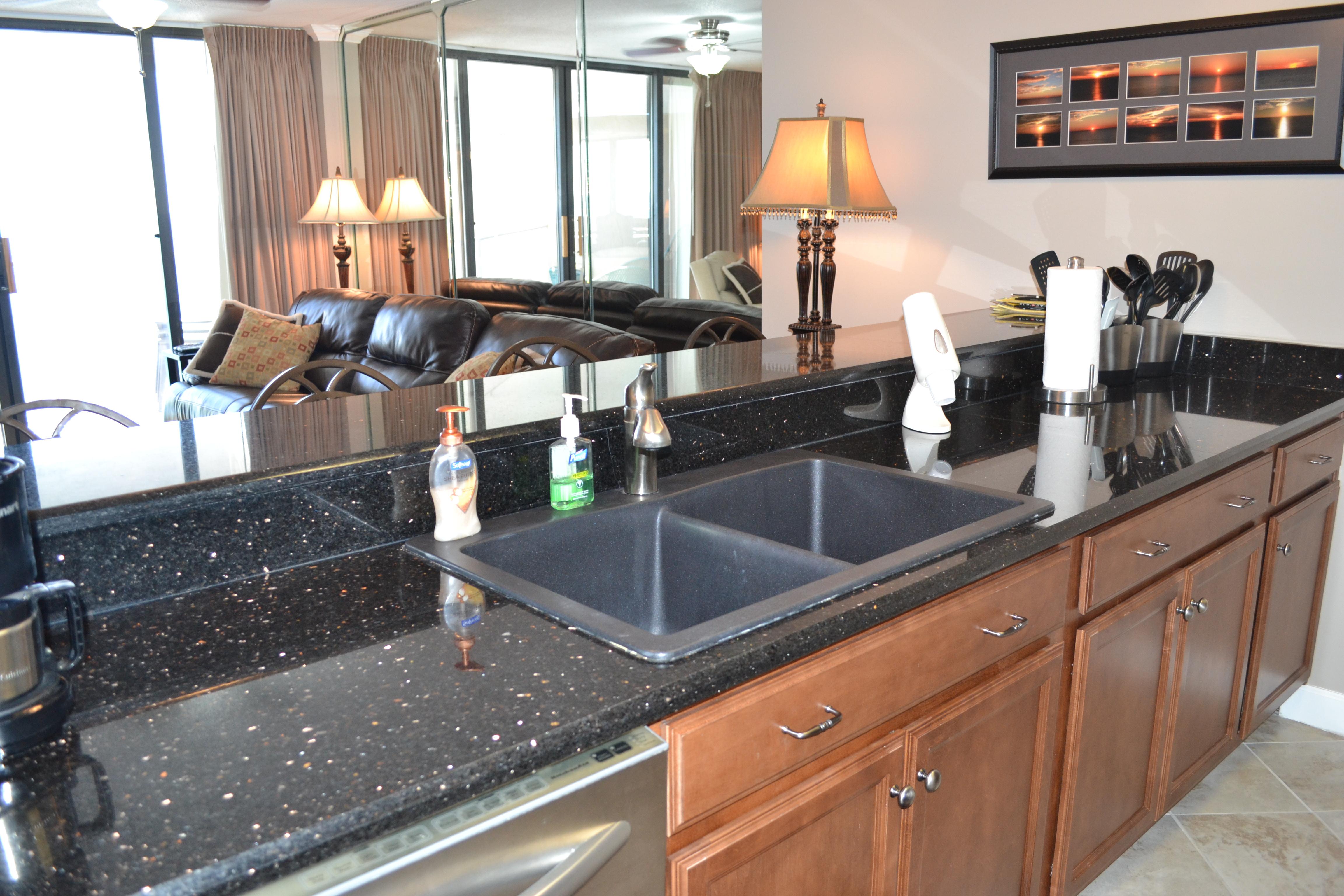 E1703 Kitchen Sink area