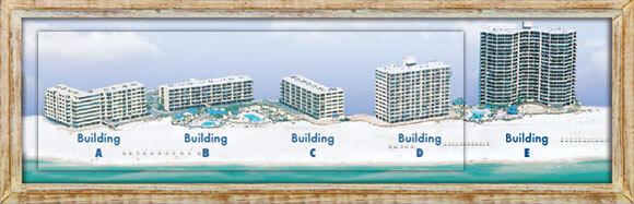 book 2 bedroom vacation condos in panama city beach, fl