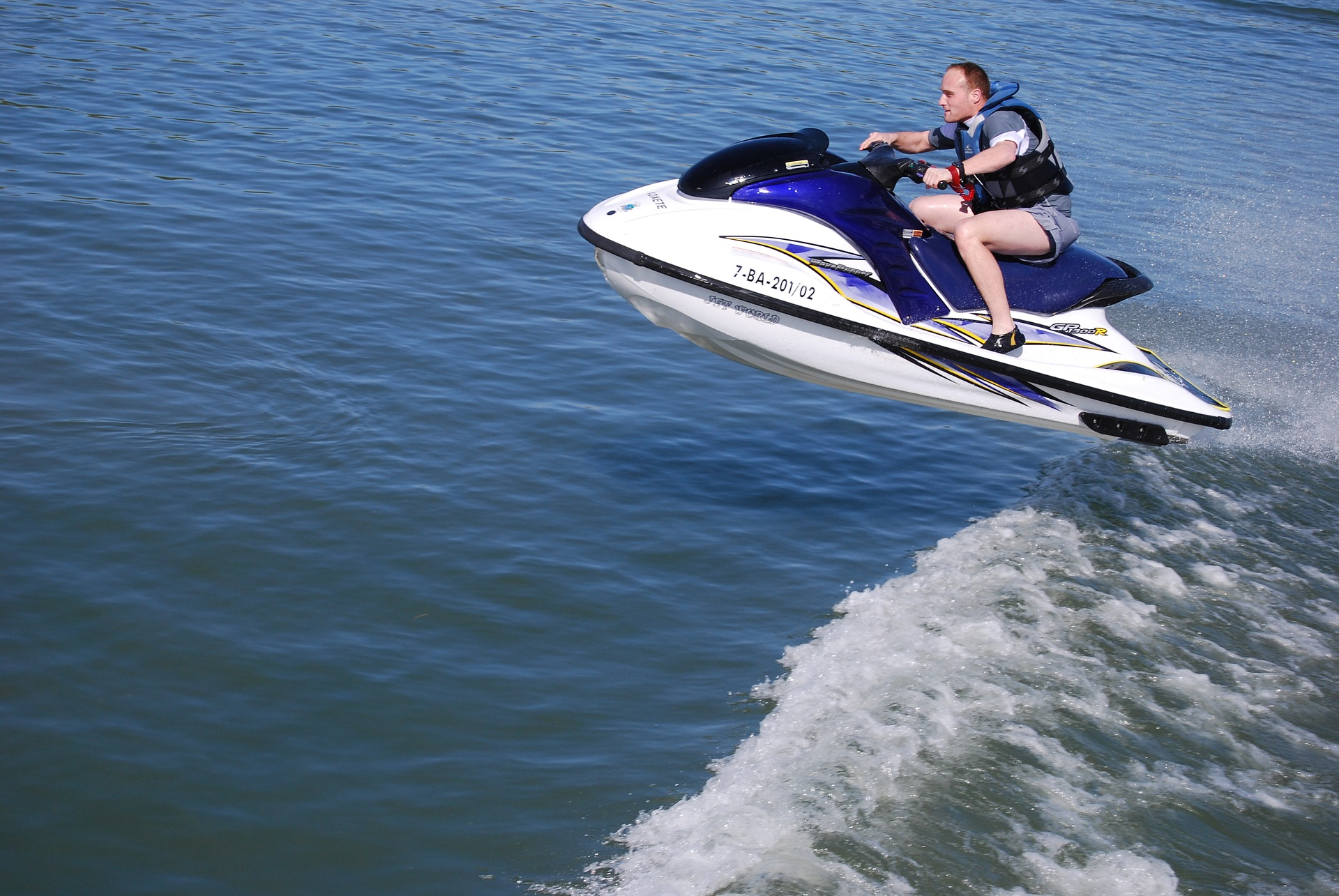 jet ski tours panama city beach