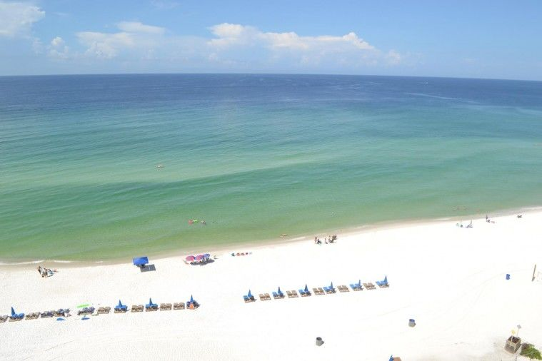 You could spend your entire vacation on the beach in Panama City